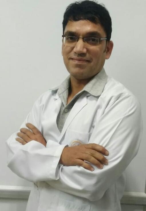 Dr Bhanu Sharma